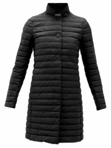 Herno - Quilted Technical Jacket - Womens - Black