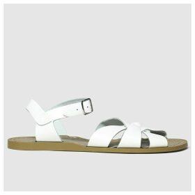 Salt-water White The Original Sandals