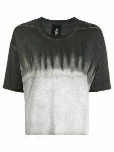 Thom Krom dye-print relaxed-fit T-shirt - Black