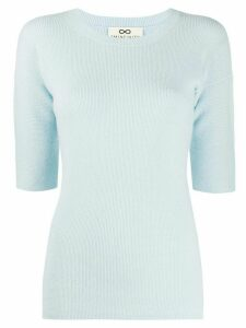 Sminfinity three-quarter sleeve jumper - Blue