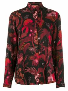 Paul Smith Beetle print shirt - Red