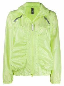 adidas by Stella McCartney light rain jacket - Yellow