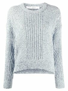 IRO Kamen crew-neck jumper - Blue