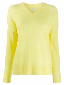 Isabel Marant Étoile v-neck jumper - Yellow