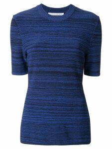 CAMILLA AND MARC Rocket Space Dye knitted top - Blue
