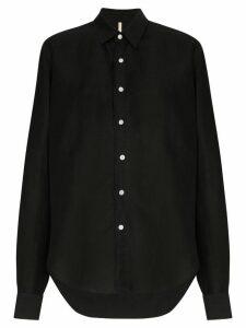 Sunflower classic long sleeve shirt - Black