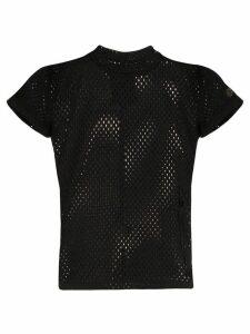 Rick Owens X Champion x Champion mesh T-shirt - Black