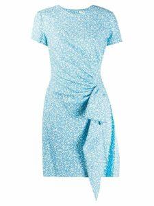 Jonathan Simkhai floral print knee-length dress - White