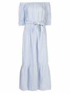 lemlem Semira beach dress - Blue