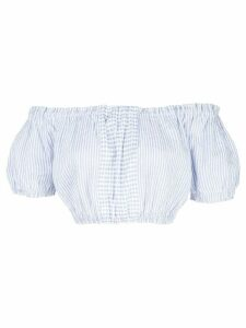 lemlem Semira blouse - Blue