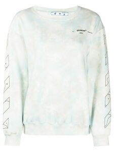 Off-White Cloud print sweatshirt