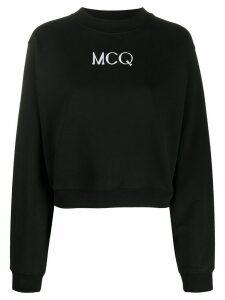 McQ Alexander McQueen Matter sweatshirt - Black