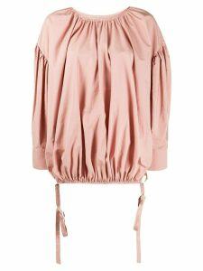 Marni long sleeve blouse - PINK