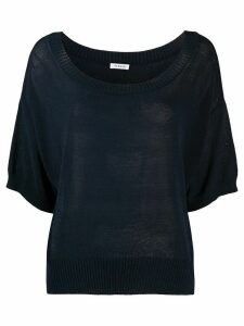 P.A.R.O.S.H. a relaxed knit jumper - Blue
