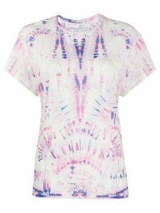 IRO kaleidoscope print T-shirt - PINK