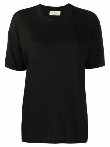 Ma'ry'ya relaxed fit T-shirt - Black