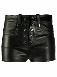 Manokhi slim-fit biker shorts - Black