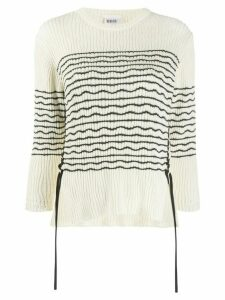 Chloé rib-knit jumper - NEUTRALS