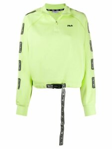 Fila Ugur half-zip sweatshirt - Green