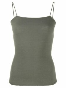 Lemaire fitted tank top - Green