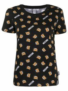 Moschino Teddy Bear print t-shirt - Black
