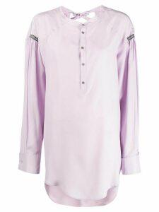 A.F.Vandevorst Cezanne blouse - PURPLE