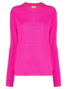 By Malene Birger round neck cashmere jumper - PINK