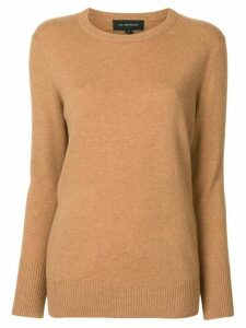 Lee Mathews relaxed fit jumper - Brown