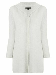 James Perse lightweight cashmere cardigan - Grey