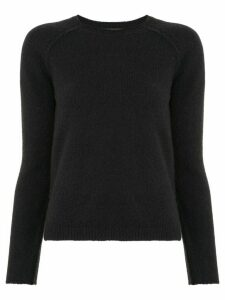 James Perse raglan cashmere jumper - Blue