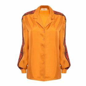 Lisou Machi Machi Mango Silk Shirt