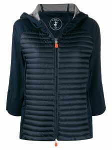 Save The Duck D4417W BAISX padded jacket - Blue