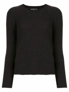 James Perse raglan cashmere jumper - Brown