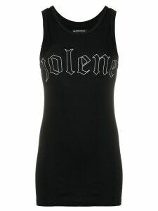 Ann Demeulemeester Jolene tank top - Black