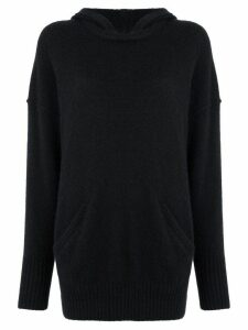 James Perse lightweight cashmere hoodie - DPN