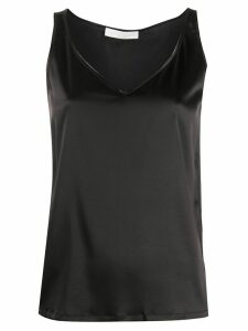 Fabiana Filippi v-neck tank top - Black
