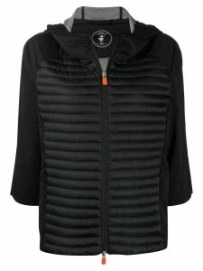 Save The Duck D4417W BAISX padded jacket - Black