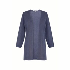Gerard Darel Semi Long Light Cotton Cardigan