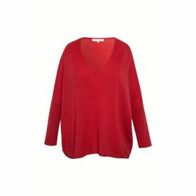 Gerard Darel Oversized Cashmere Sweater