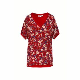 Gerard Darel Mixed-material T-shirt
