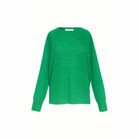 Gerard Darel Light Linen Knit Sweater