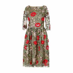 Cosel - Dress Deep Green
