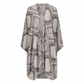 Sika'a - Elodie Jacquard Midi Dress