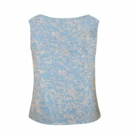 Isabel Manns - Reversible Olivia Cotton Top