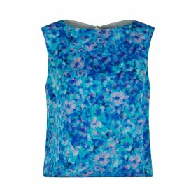 Isabel Manns - Reversible Olivia Silk Top