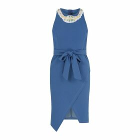 THEAVANT - V-Neck Merino Sweater In Light Grey