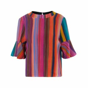 Isabel Manns - Reversible Rosie Top In Summer Sensuality Limited Addition
