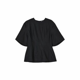 Me & Thee - Dig Deep Wrap Around Print Top