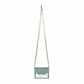 Les 100 Ciels - Adrienn Cashmere Jumper In Grey Blue