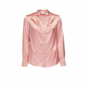 Dressarte Paris - Silk V-Neck Blouse